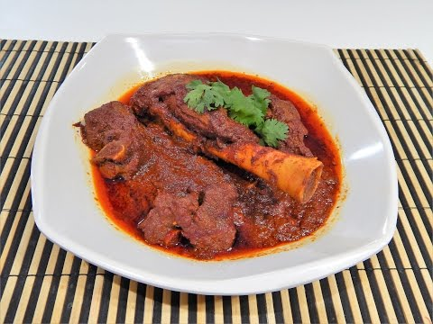 Mutton Rogan Josh Eid ul Adha special recipe