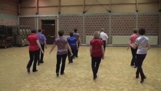 Toes - Country line dance