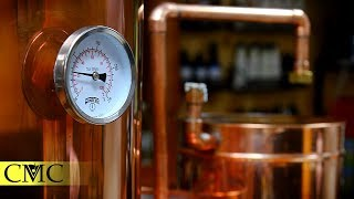 Copper Moonshine Style Stills | Understanding Pot Stills, Column Stills & Distillation