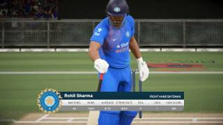 DBC 17 PC Batting IND vs ENG t20 Chase