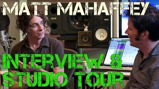 Film  TV Composer  Producer Matt Mahaffey  - Warren Huart: Produce Like A Pro