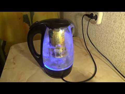Как правильно сварить яйцо в электрическом чайнике.Курс обучения для студентов