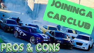 Pro's & Con's of Joining a Car Club (Uncut Version)