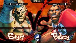 SSF4: AE - Ryan Hart vs EG PR Balrog - Grand Finals - Final Round 17