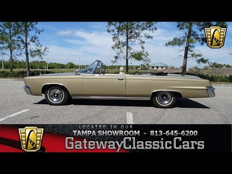 Video of Classic '65 Chrysler Imperial - $22,995.00 - MZFE