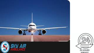 Get Air Ambulance Service in Ranchi with Gentle Care Support