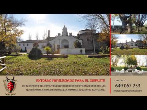 Hotel Rural Gran Maestre - Alojamiento en Cabeza del Buey, Badajoz