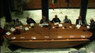 Convegno Caritas - Sen. Francesco de Notaris