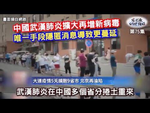 【思打廢-STOP FAKE】第75集 中國再爆新型布尼亞病毒