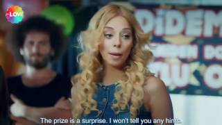 Ask Laftan Anlamaz - Episode 5- Part 25 - English Subtitles