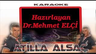 Haram Geceler Karaoke Atilla Alsac