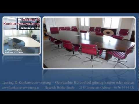Gebrauchte Besprechungstische Wien - Gebrauchte Büromöbel Wien