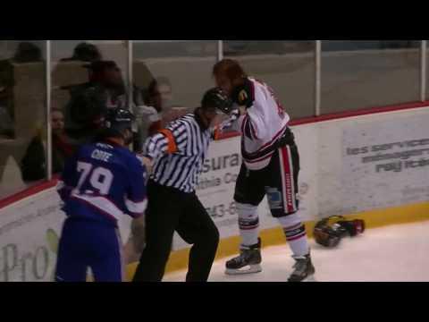 Adam Leblanc-Bourque vs. Frederick Cote