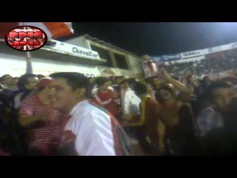 """""""Como me gustaria estar en primera -Los capangas- Instituto vs Boca unidos 2014"""" Barra: Los Capangas • Club: Instituto"""