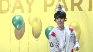 ['Hey Mama!' MV EVENT] EXO BAEKHYUN BIRTHDAY PARTY HIGHLIGHT