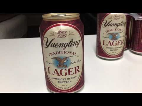 Yuengling Traditional Lager Beer Review - S4 E9