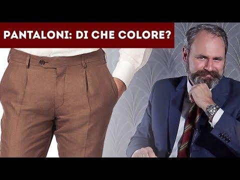 I colori dell'eleganza 3 di 4 - I PANTALONI