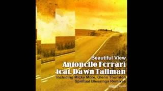 Antonello Ferrari feat Dawn Tallman - Beautiful View (Micky More Vocal Mix)