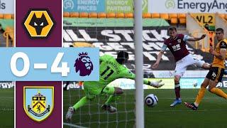 Wolves 4-0 Burnley Pekan 33
