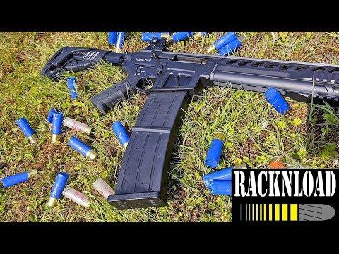 UTAS XTR 12 (RANGE TIME) by RACKNLOAD - смотреть онлайн на