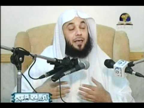 الشيخ خالد البكر & محاضرة عبر من السيرة النبوية 1