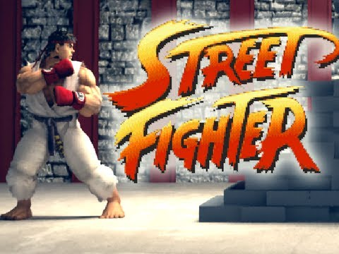 If Street Fighter IV Was A First-Person Game, Here's What It Would Look Like