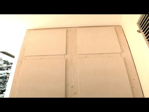 spazio2.net - Armadio su balcone esterno