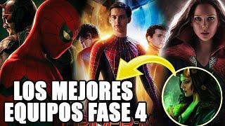 ¡LO NECESITAMOS! Los encuentros más épicos que Marvel Studios debe presentar en el UCM Fase 4