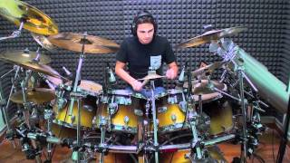 Paco Barillà - Dream Theater - The Dance Of Eternity (Drum Cover)