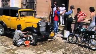 David Alan Harvey On Assignment In Trinidad, Cuba