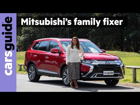 Mitsubishi Outlander 2020 review: Exceed diesel