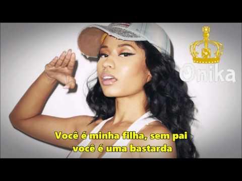 Nicki Minaj - Hands Up (Verso) [Legendado/PT/BR]