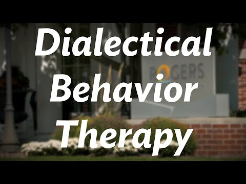 Dialectical Behavior Therapy: An Overview