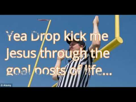 Drop Kick Me Jesus Bobby Bare Lyrics