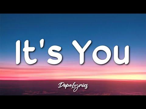 Sezairi - It's You (Lyrics) 🎵