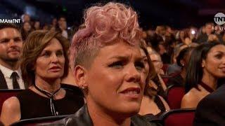 Did Pink SHADE Christina Aguilera