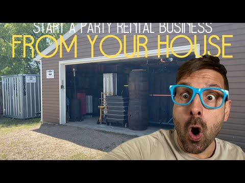 , title : 'Start A Party Rental Company From Your House - Part 2 - 10 Months Later Update