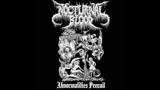Nocturnal Blood - Temple Of Masturbation