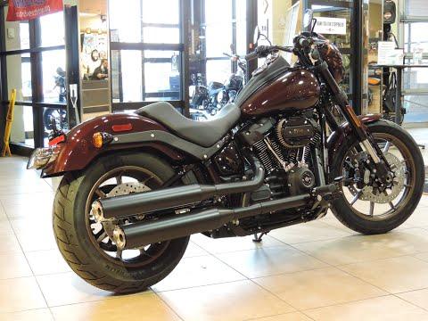 2021 Harley-Davidson® HD Softail FXLRS Low Rider® S