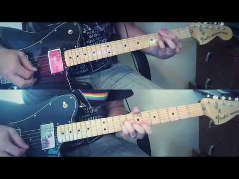 Hillsong United Oceans Guitar Tutorial