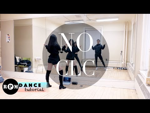 "CLC ""No"" Dance Tutorial (Pre-Chorus, Chorus, Breakdown)"