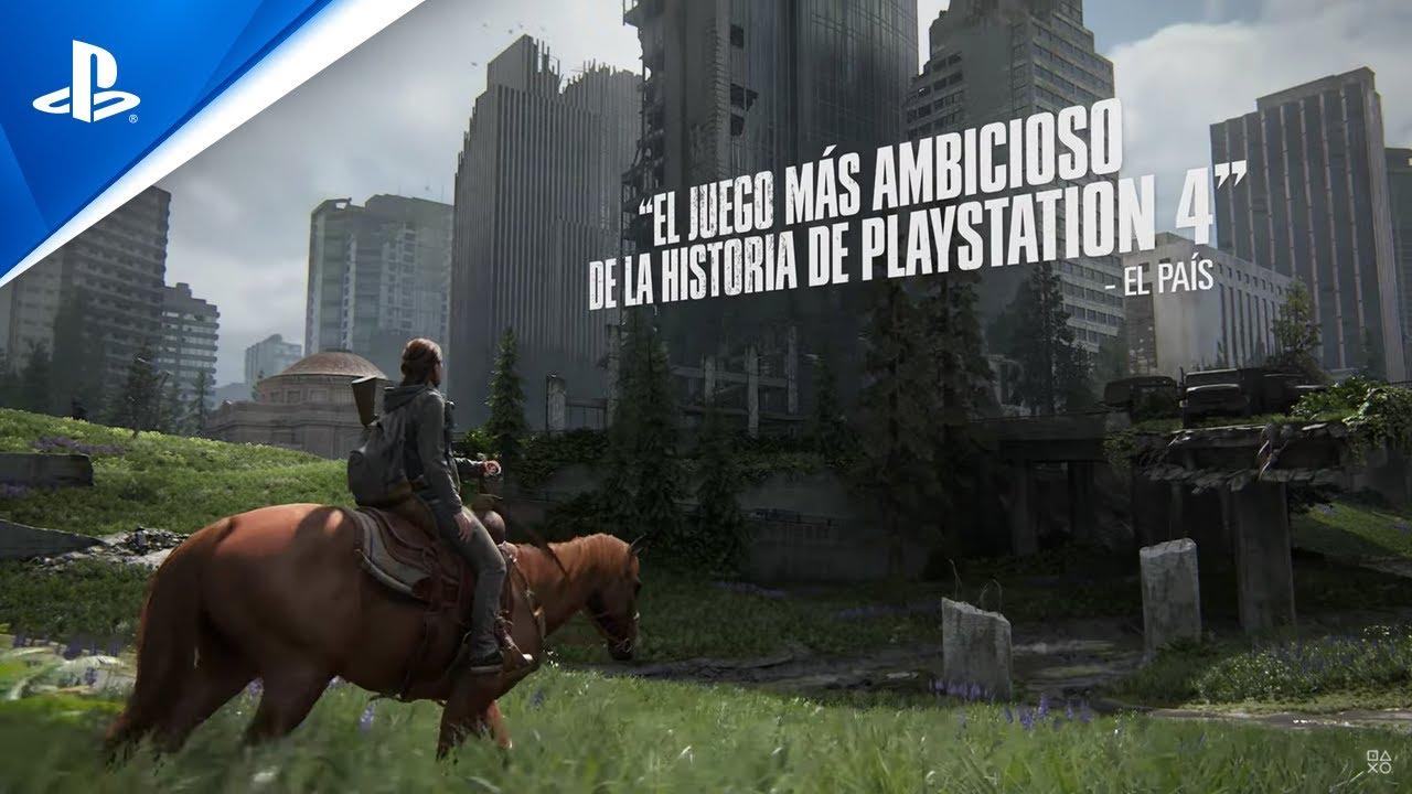 Consigue The Last of Us Parte II ahora por solo 29,99 €