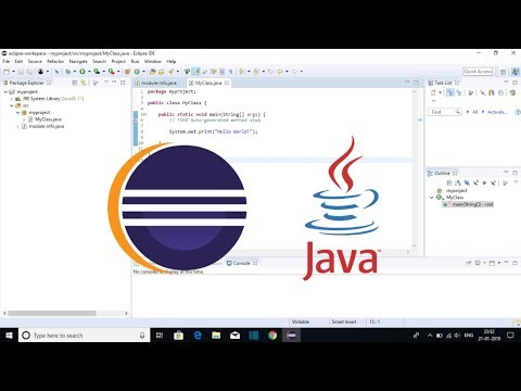 How to Setup Eclipse IDE on Windows For Java Development