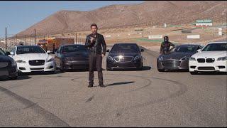 World's Fastest Sedan 2015