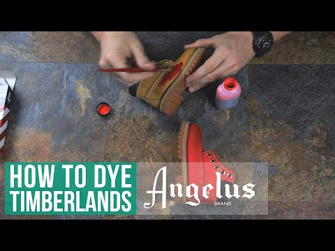 Video Thumbnail of Painting your suede boots