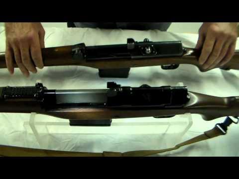 Madsen-Ljungman Semiauto Rifle