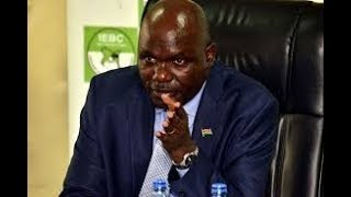 IEBC meeting with Presidential candidates rescheduled