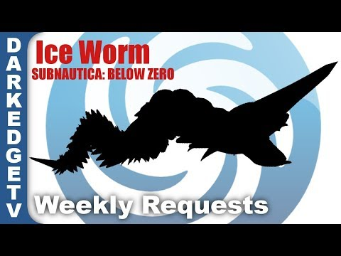 Subnautica Below Zero - A CLASSIFIED MISSION! - Ice Worm