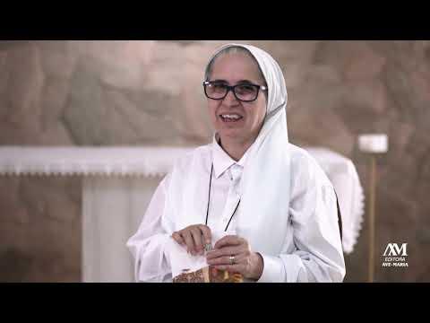 Websérie com Irmã Zélia: 40 dias de oração e libertação