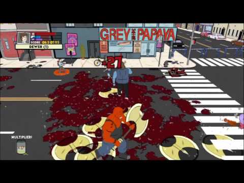 Download Ugly Americans: Apocalypsegeddon HD Mp4 3GP Video and MP3